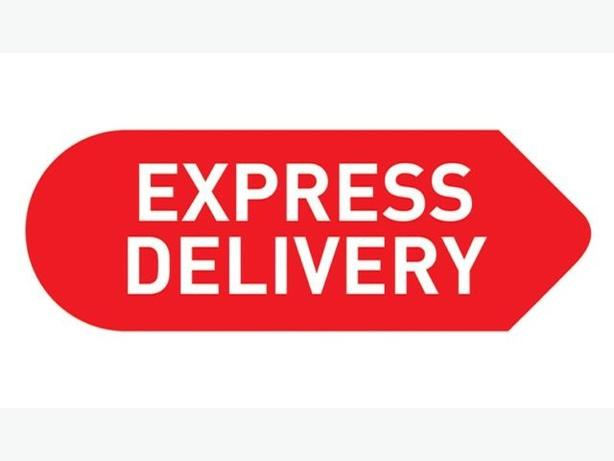 EXPRESS DELIVERY 431 777 7844