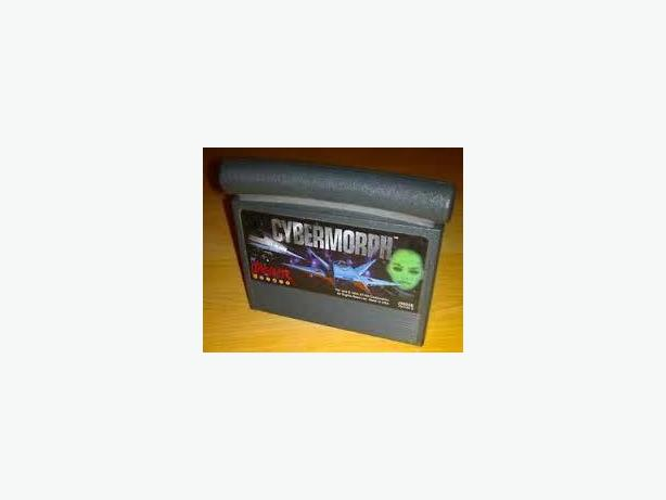 Cybermorph For The Atari Jaguar