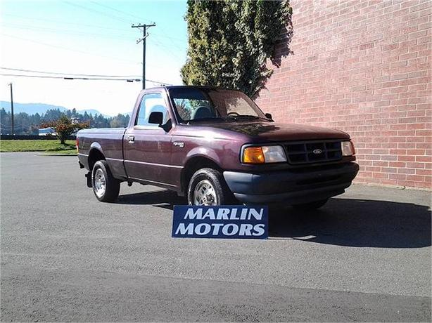 1994 Ford Ranger XL Reg. Cab Short Bed 2WD