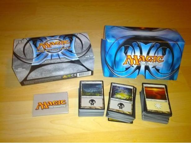 2011 Magic The Gathering Deck Builders Toolkit 285 Cards