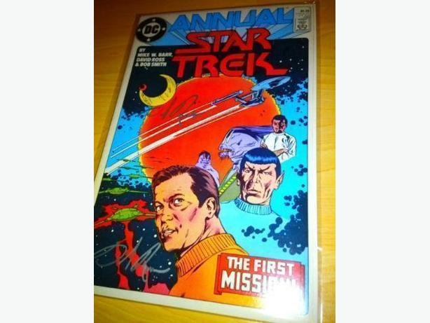 Artist Signed Comic Books - Various Covers AD2