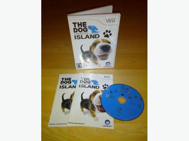 The Dog Island For The Nintendo Wii
