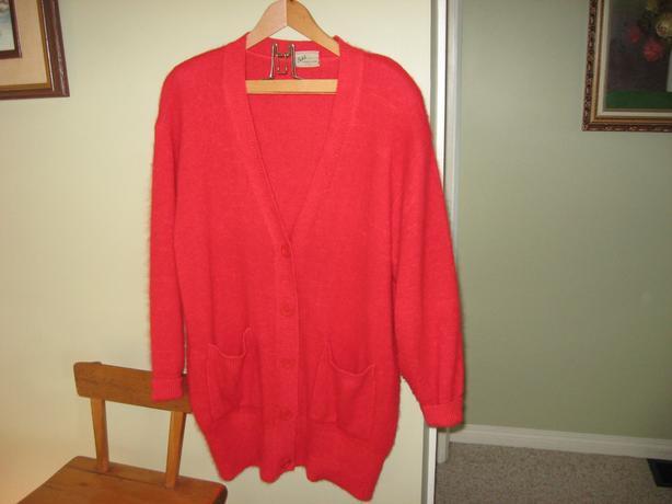 Size XL Bunny fur sweater
