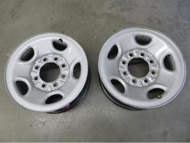 "2 only 16"" - 8 Bolt Rims"