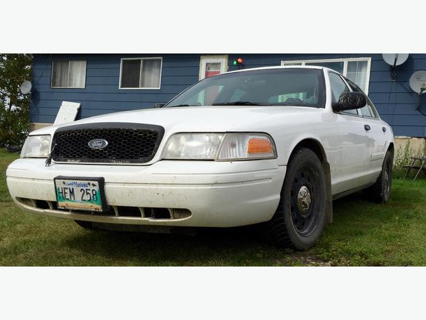 FORD CROWN VICTORIA INTERCEPTOR