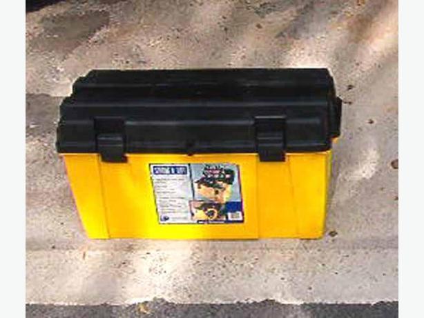 Larger tool box