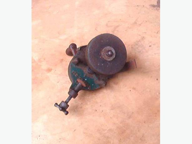 Vintage hand grinders