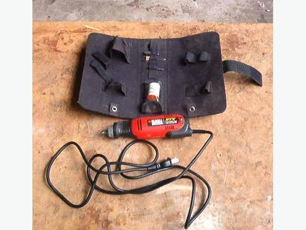 Black & Decker rotary tool