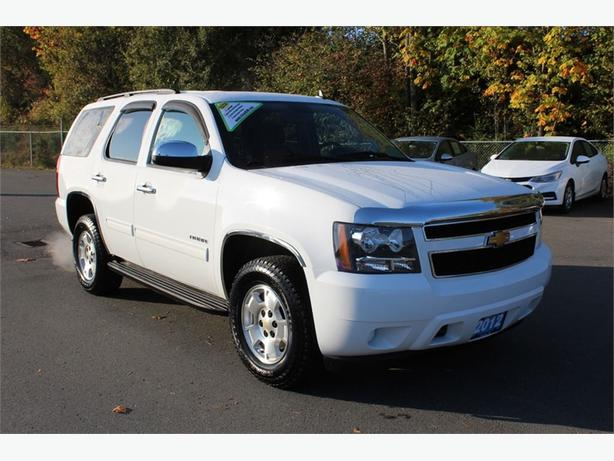2012 Chevrolet Tahoe | LEATHER | DVD | BACK-UP CAM | BLUETOOTH
