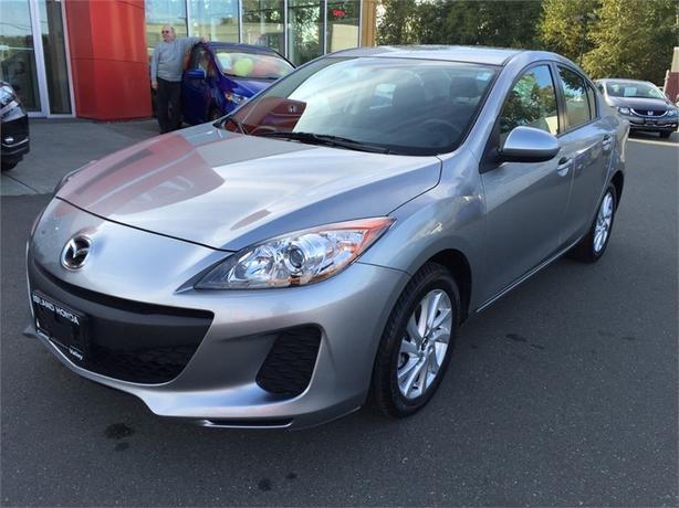 2013 Mazda Mazda3 GX | 5 SPEED MANUAL |  REMOTE ENTRY | POWER OPTION