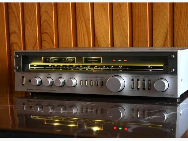 Vintage High-End (Onkyo) Stereo System