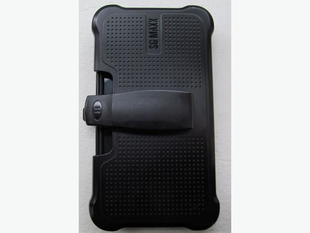 GALAXY NOTE 3 BALISTIC CASE DEFENDER AND CLIP BELT