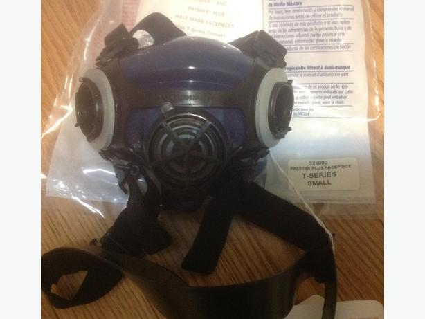 SURVIVAIR Half Mask Respirator T-Series NEW Qty 20! Awesome Deal!