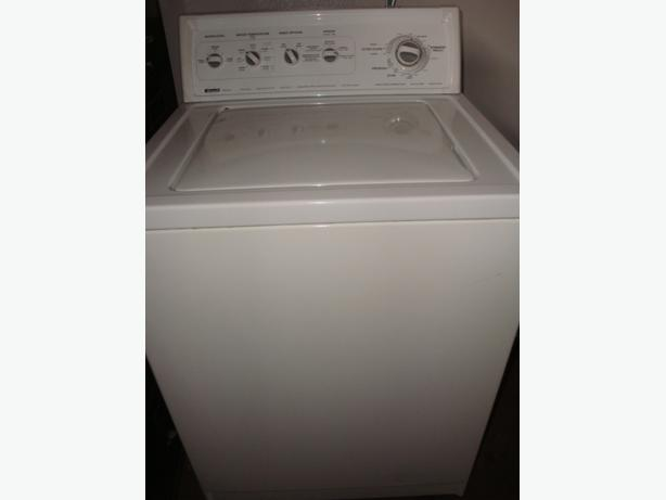 Kenmore Super capacity washer,3 speed motor with 5 speed