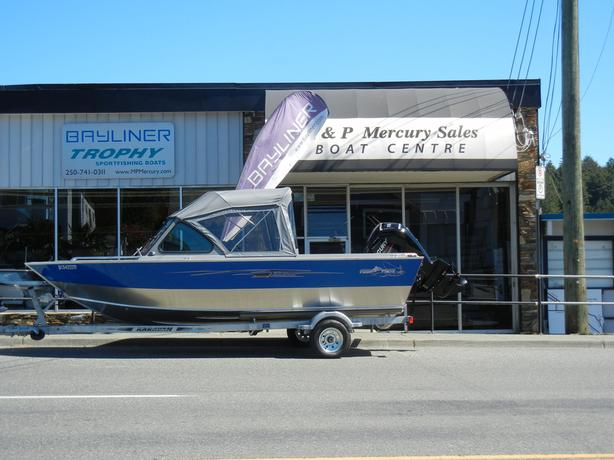 FALL FISHING SEASON BOAT SALE - FISH-RITE ALUMINUM -M&P Nanaimo
