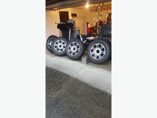 F350 wheels & tires