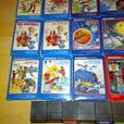 Classic Intellivision Games - Most With Box Manual & Overlays