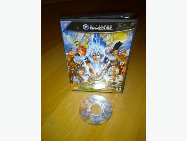 Rave Master For The Nintendo Gamecube