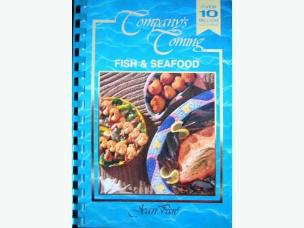 Company's Coming Cookbooks - Various Titles - $4 Each, 3/$10