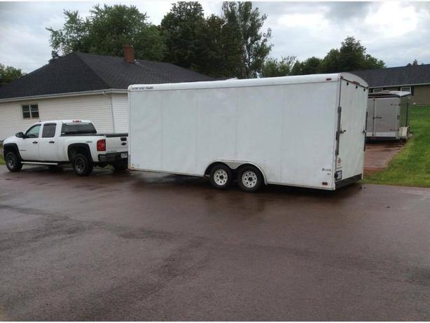 FOR-TRADE: 21ft. Utility Trailer