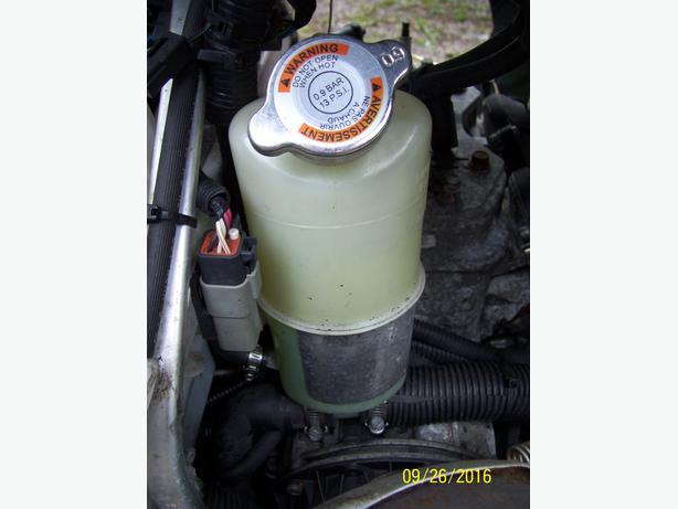 Skidoo MXZ GTX GSX Adrenaline REnegade Summit coolant tank hose