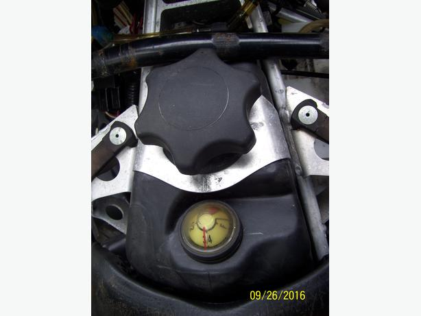 Skidoo MXZ GTX GSX Expedition Summit gas tank fuel tank gas guage