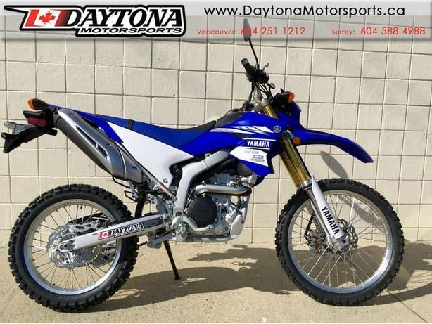 * SOLD * 2017 Yamaha WR250R Dual Sport  * Just Arrived! *