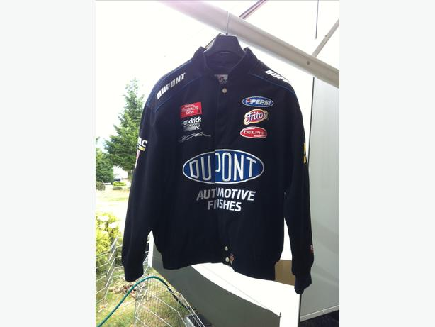 Jeff Gordon jacket