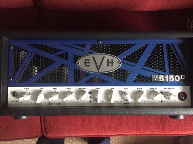 EVH gear 5150 III 50 watt head, like new condition