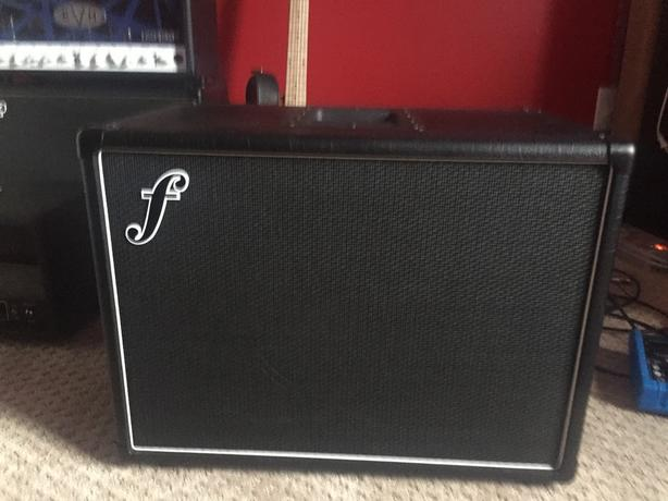 Forte 3D 1x12 cabinet, custom built in the USA
