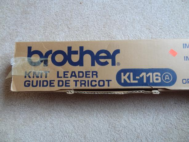 Brother Knit Leader