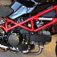 2007 Ducati Monster 695 with Carbon Fiber exhaust.