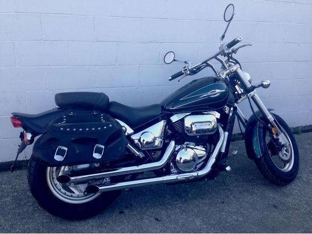 1999 Suzuki Marauder 800cc Cruiser Motorcycle TUFFCITY