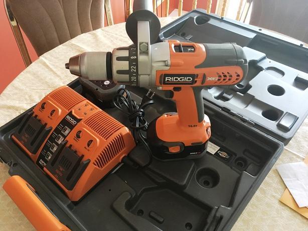 Ridgid - Cordless Drill R83015 X2 Max