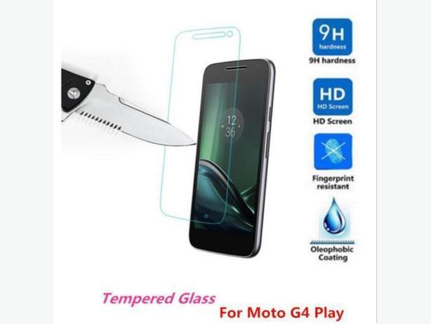 Tempered Glass Screen Protector For Motorola Moto G4 Play