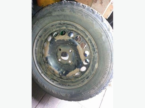 Steel wheels Cobalt