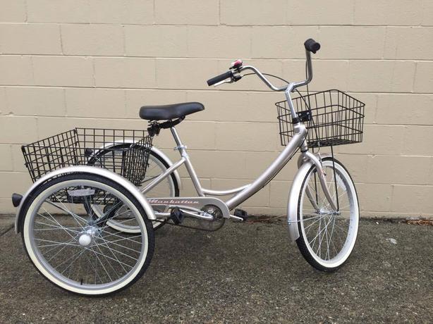KHS Manhattan 3Spd Trike