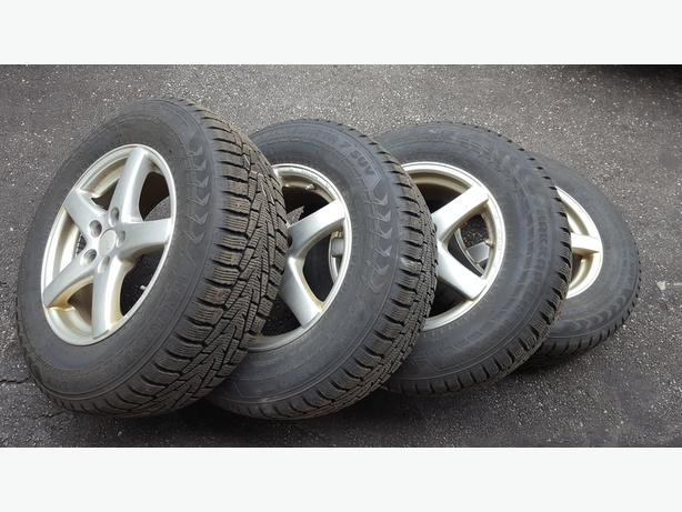 Winter Tires Nokian Hakkapeliitta 7 for SUV