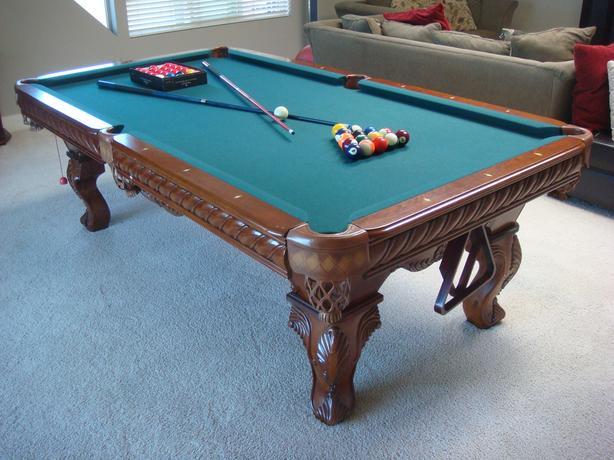 Slate Pool Table By Kingston Billiards West Shore