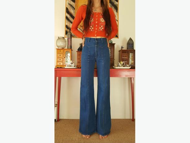 Wild Child 70s Flared Jeans
