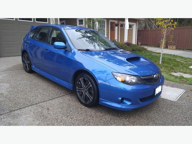 2010 subaru impreza wrx hatchback west shore langford. Black Bedroom Furniture Sets. Home Design Ideas
