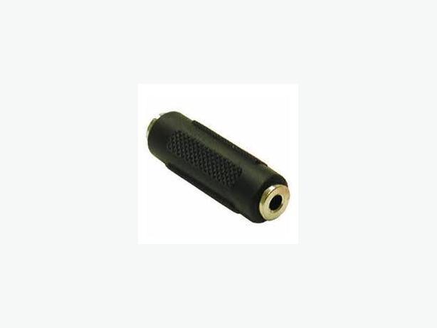 3.5mm F/F Coupler Extender Jack Adapter