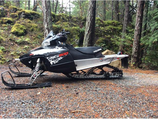 2010 Polaris Assault 800 153""