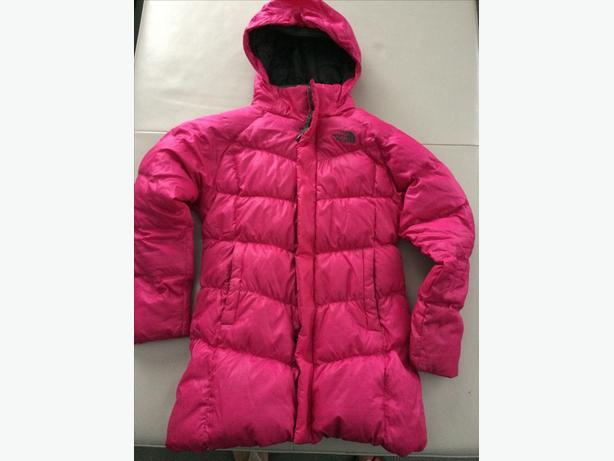 North Face 3/4 Jacket for Girls