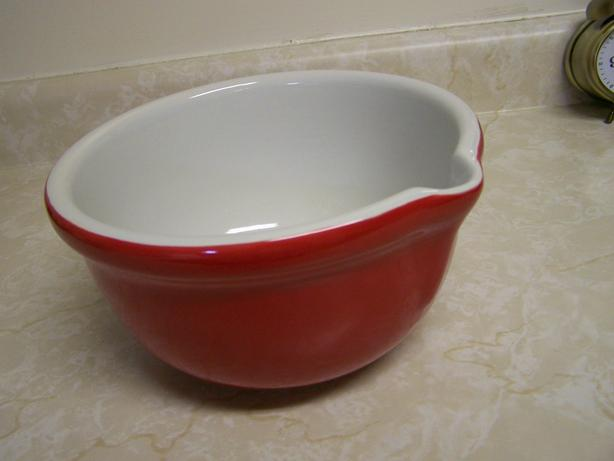 Mixing/Serving Bowl