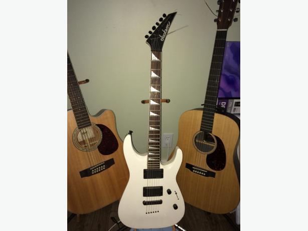 jackson dinky guitar