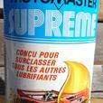Vintage 1970's Canadian Tire Moto-Master Supreme Multigrade Oil