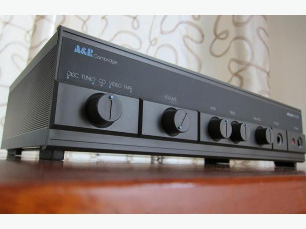 ARCAM ALPHA INTEGRATED AMP AMPLIFIER BY A&R CAMBRIDGE AUDIO