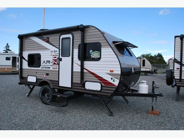 2017 AR-ONE 16BH bunk travel trailer