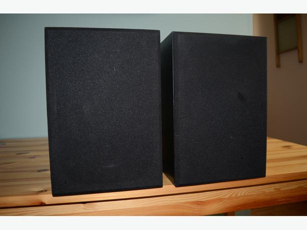 Abstract Acoustics Speakers MADE IN CANADA